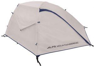 ALPS Mountaineering Zephyr 2-Person Tent Gray/Navy