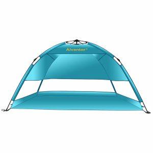 Blue Alvantor Beach Canopy