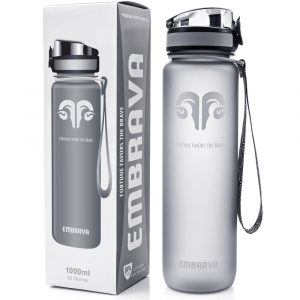 Embrava Best Sports Lightweight Water Bottle