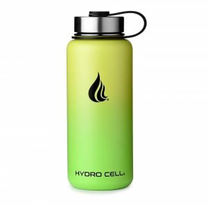 HYDRO CELL Stainless Steel Lightweight Water Bottle
