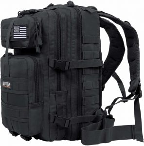 Seibertron Motorcycle Backpack
