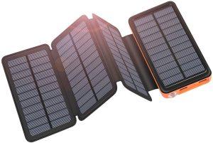 AddTop Solar Charger 25000mAh