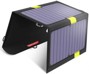 X-DRAGON 20W SunPower solar charger
