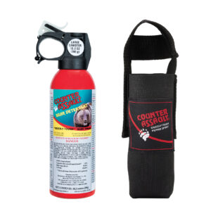 EPA-certified bear spray